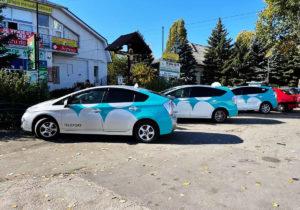В Кишиневе появилась новая служба такси. Вызывайте Teleport!